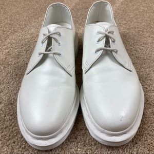 Dr. Martens 1461 Mono Smooth Leather Oxford Shoes
